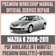 WORKSHOP-MANUAL-SERVICE-amp-REPAIR-GUIDE-for-MAZDA-6-2008-2011-WIRING thumbnail 1