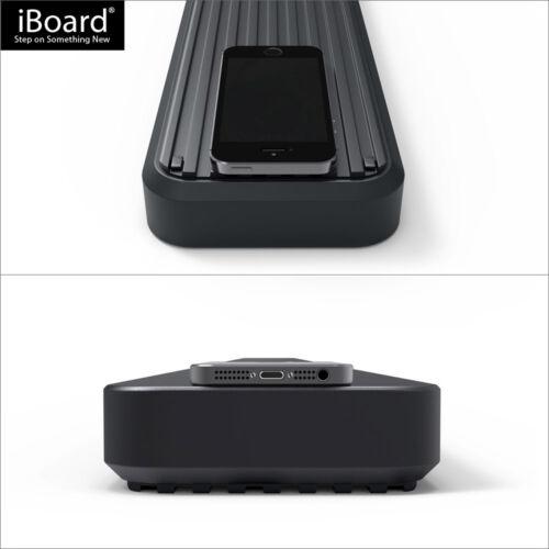 """5/"""" Black iBoard Running Boards Nerf Bars Fit 07-16 Honda CR-V"""