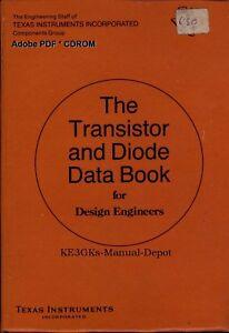 Data pdf transistor book