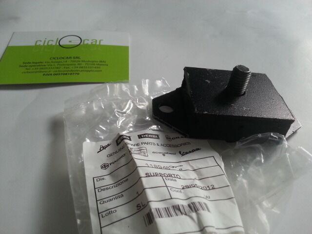 Motorhalterung original PIAGGIO APE MP500-600-601 118948 Kunst.