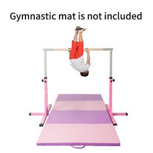 Adjustable Horizontal Training Bar Gymnastics Junior Training Bar New Design