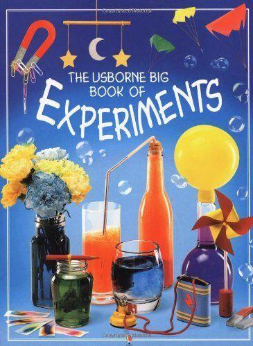 Usborne Big Book of Experiments (Usborne Activity Books) By Ala .9780746022887