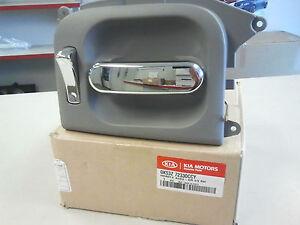 2002 2005 Kia Sedona Rh Inside Sliding Door Handle 0k53z 72330ccy Oem Kia Part Ebay