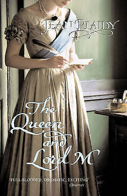 1 of 1 - The Queen and Lord M: (Queen Victoria: Book 2), Plaidy, Jean, Very Good Book