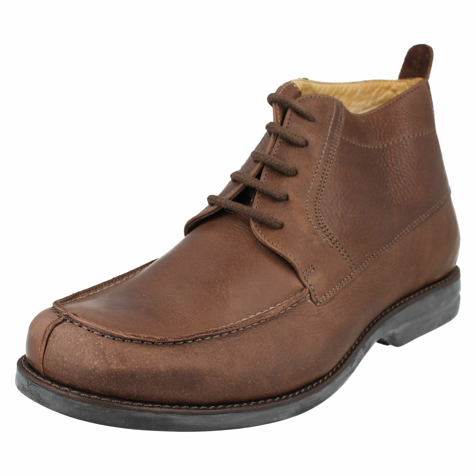 SALE Mens Anatomic & Co Lace Up Casual Boots Regalo