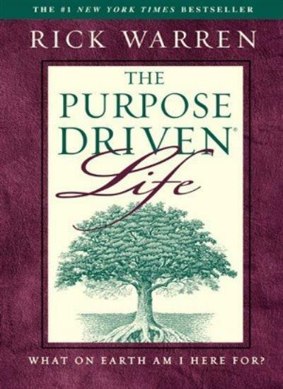 The Purpose Driven Life : What on Earth Am I Here For? By Rick  .9780310210740
