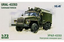 ICM 72612 1/72 Ural 43203 Command Vehicle