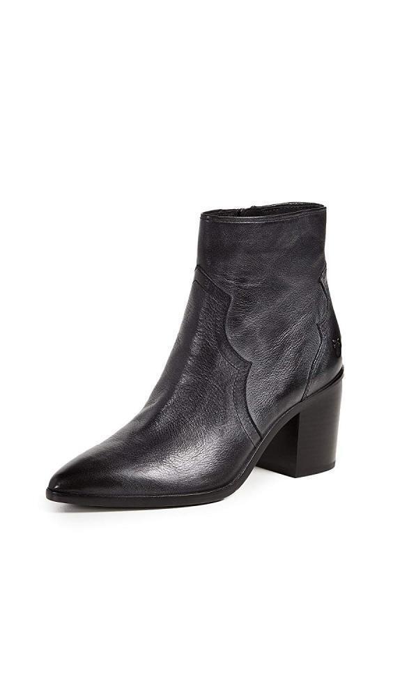 Men's/Women's FRYE Women's Flynn Inside Zip Boots Elegant appearance The latest technology Complete specifications