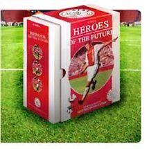 AJAX HEROES OF THE FUTURE 5 DVD SET soccer training football drills coerver