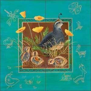 Quail-Tile-Backsplash-Libby-Southwest-Bird-Art-Ceramic-Mural-SLA030