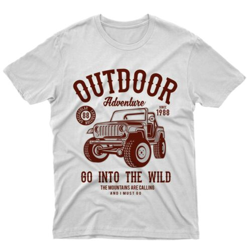fm10 t-shirt Outdoor Adventure jeep avventura fuoristrada sport gift motori