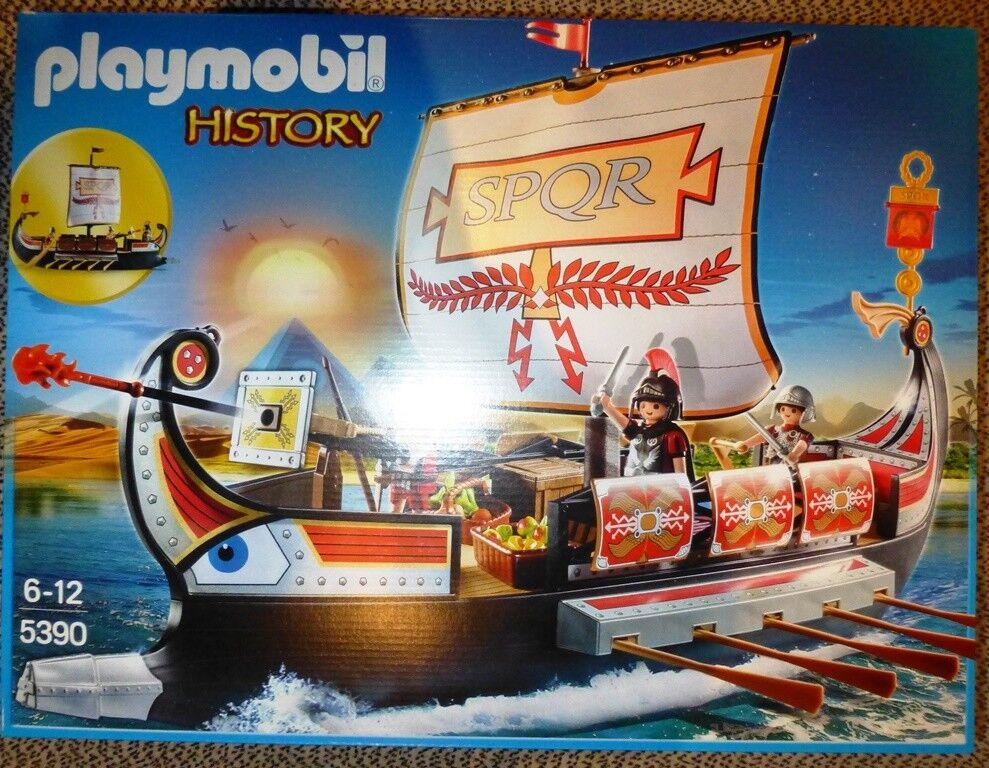 Playmobil® 5390 Römische Galeere NEU OVP Weihnachten