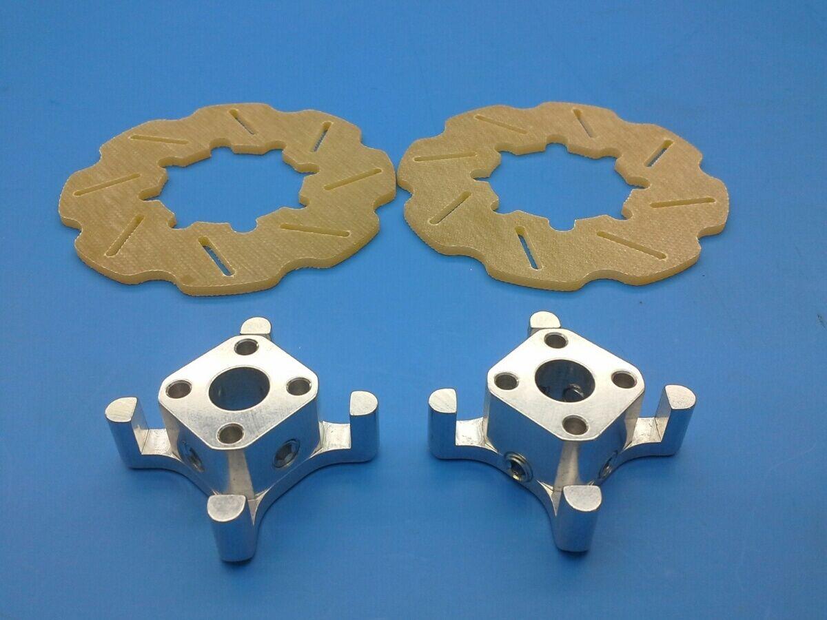 Lauterbacher radmitnehmer epoxy-discos de freno de 69 mm para los modelos FG