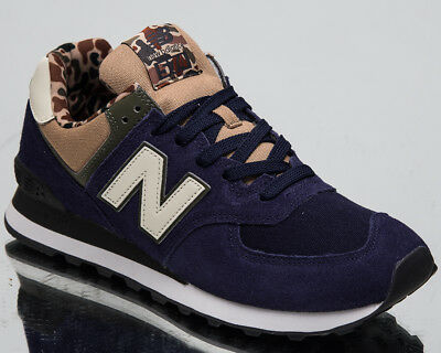 Details about New Balance 574 Sneakers Dark Covert Green Pigment Men Lifestyle Shoes ML574 HVC