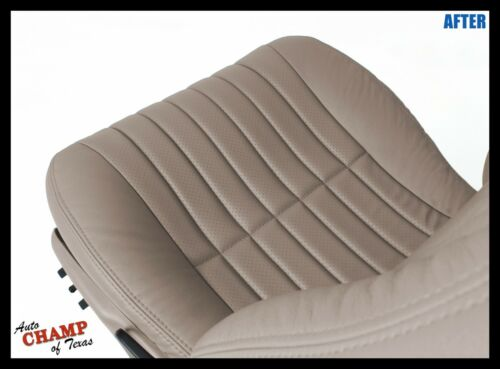 1997 Chevy Camaro 30th Anniversary Edition-Driver Side Bottom Leather Seat Cover