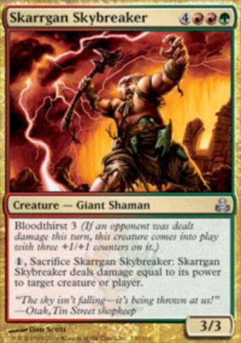 4x Skarrgan Skybreaker MTG Guildpact NM Magic Regular