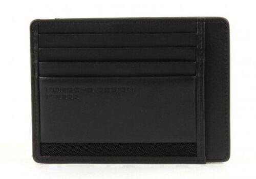 Porsche Design cuir carte de crédit Case détenteur de la carte H6 CL 2 2.0 noir