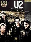 Bass Play-Along: U2: Volume 41 by Hal Leonard Corporation (Paperback, 2012)