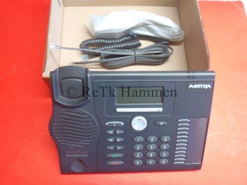 Mitel Aastra Office 70 5370 Systemtelefon Ascotel Re/_MSt Telefon Top Hörer i neu