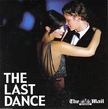 THE LAST DANCE - PROMO CD: BOYZONE, MICHAEL JACKSON, ELTON JOHN, CAT STEVENS ++