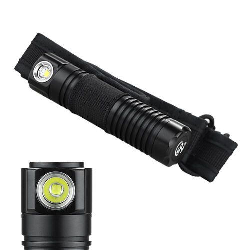 Eagletac Sportac DH10LC2 1120Lm Floody Headlamp - Runs On 2x CR123 or 1x 18650