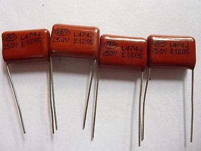 3pcs 630V 474 J 0.47uf 470nf 470000pf P20 CBB21 CBB metal film capacitor