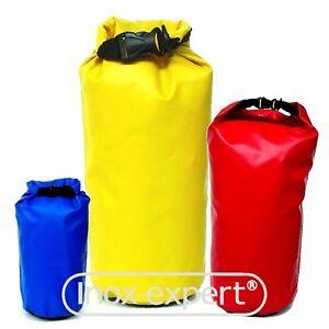 PVC-Packsack-mit-Rollverschluss-See-Sack-Wassersport-Beutel-Wasserdichte-Tasche