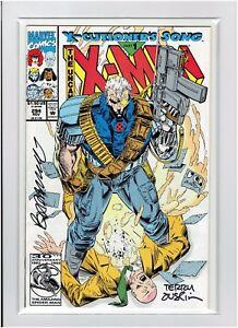 Uncanny-X-Men-294-Brandon-Peterson-and-Terry-Austin-Signed