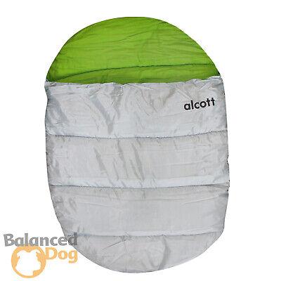 Freundschaftlich Alcott Explorer Hunde-schlafsack Hundebett Hundedecke Schlafplatz Hunde Camping Reinweiß Und LichtdurchläSsig