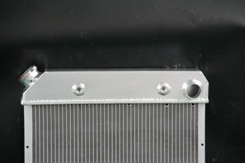 "21/""W 3 Row Radiator 1968-1974 Chevy Nova 1975-1987 El Camino //Oldsmobile Cutlass"