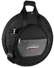 """Ahead Armor Deluxe Heavy Duty Cymbal Case (Model # AA6024) - Fits up to 24"""""""