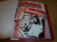 THE BEATLES BOOK MONTHLY APPRECIATION Magazine No 74 June 1982