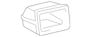 Genuine Toyota Storage Box 64991-04011