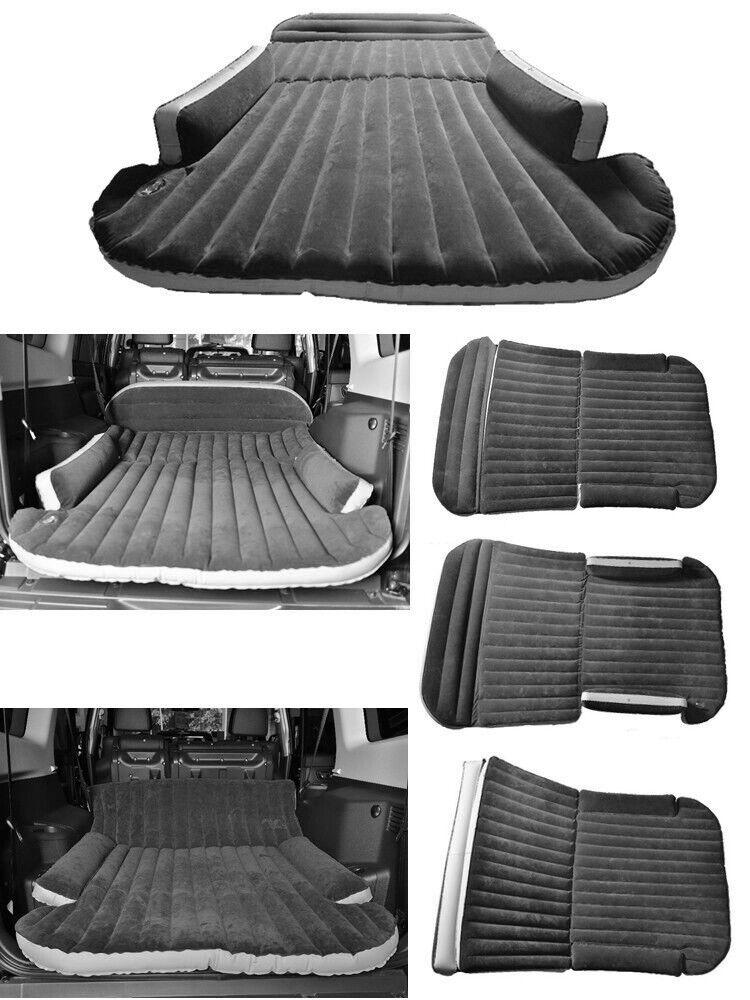 SUV Car Luftmatratze für Camping Luftbett PVC Matratze mit Pumpe Bewegliche Neu