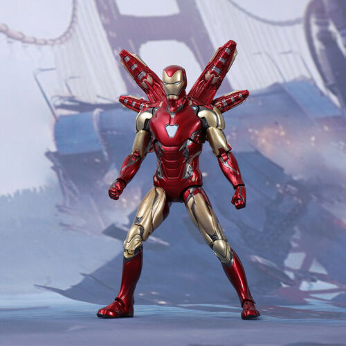 JD 7 inch Marvel Avengers End Game IronMan MK85 Action Figure