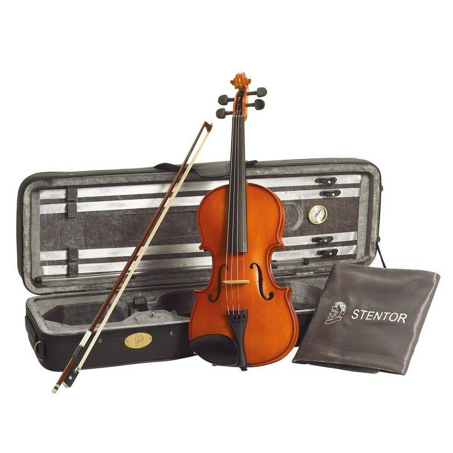 Violin 4 4 Conservatoire Il Set with Bow and Case Handmade