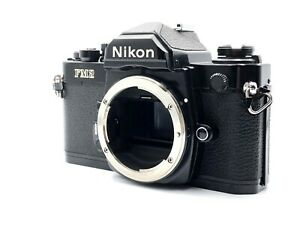NIKON-FM2N-NEW-FM2-BODY-BLACK-SLR-35mm-FILM-CAMERA-FROM-JAPAN