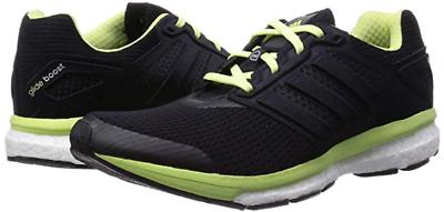 adidas Supernova Glide Boost 7 Womens Running Shoes Black | eBay