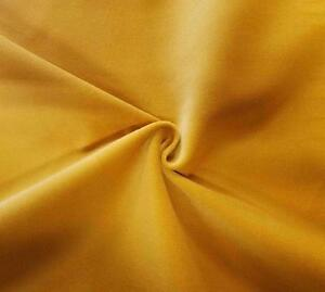 Yellow-Cotton-Velvet-Velour-sewing-Fabric-Upholstery-Drapery-Sold-Per-Yard-54-034-w