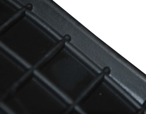 Gummi-Fußmatten für VW Amarok ab Bj 2009 passform vorne 2tlg schwarz
