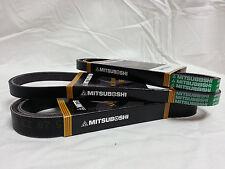 Montero Sport MITSUBOSHI Belt set - Alt-AC-Pwr = 4PK970 - 5PK1130 - BANDO 3345B