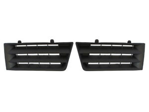 BOCCHETTE aria superiore paraurti griglia a destra e sinistra per Renault Megane 2 II