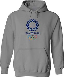 Adult-Unisex-Tokyo-2020-Olympics-Casual-Pullover-Sweatshirt-Hoodie-Sweater-S-3XL