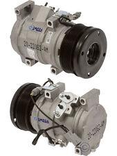 A/C AC Compressor Fits: 2007 - 2014 Toyota Tundra V8 5.7L / 10 -14 Tundra V8 4.6