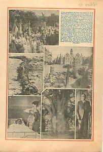 Championnats-de-France-de-Gymnastique-Poitiers-Drapeaux-aux-Monuments-Morts-1934