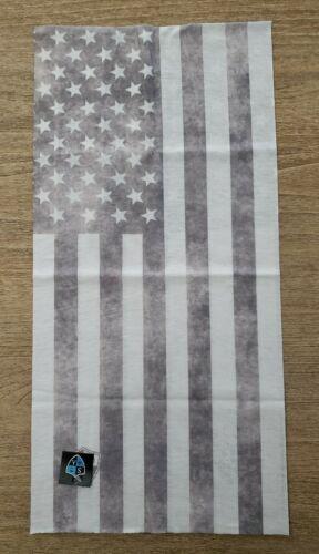 Whiteout American Flag Pattern Salt Armour SA Face Covering USA Balaclava