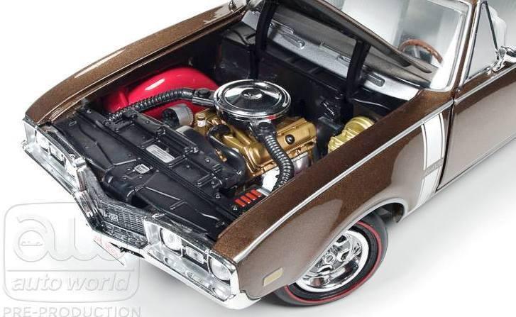 1968 oldsmobile zimt bronze 1,18 1084