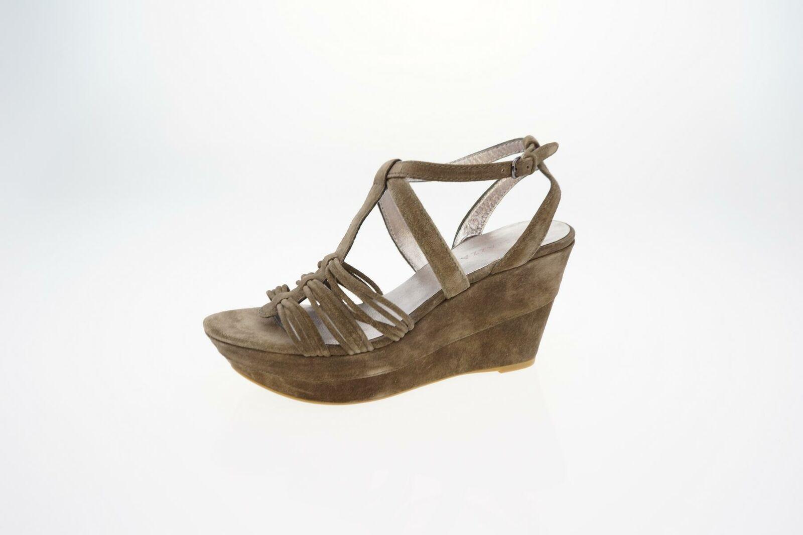 Apepazza Damen Schuhe Sandalen Delo Sajo Braun Gr. 40