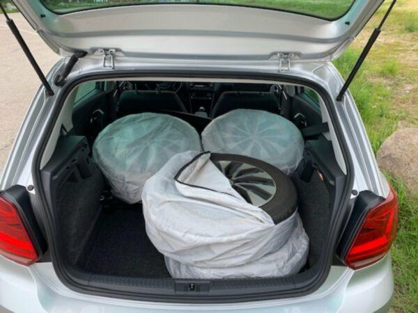 VW Polo 1,4 TDi 90 Comfortline BMT - billede 5