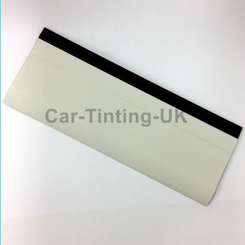 "6/"" BLOCK SQUEEGEE RUBBER EDGE CAR WINDOW TINTING TOOL"